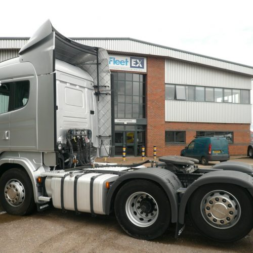 SCANIA R440 HIGHLINE 6x2 TAG AXLE TRACTOR UNIT 2014 PY63 MOU