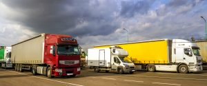 Resting at a Truck Stop - New Drivers