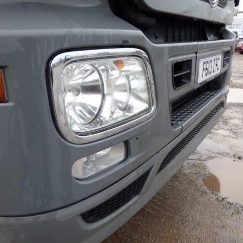 Mercedes Actros 2544 Long Distance 6x2 Tractor Unit 2013