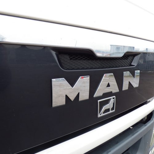 man single reduction drive axle