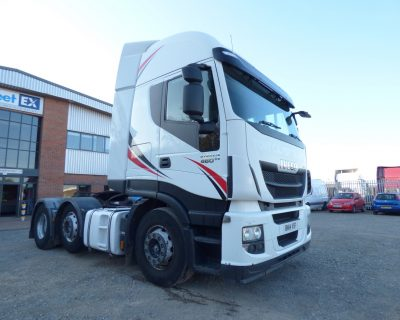 Iveco Trucks & Used Iveco Trucks for sale UK | Walker Movements