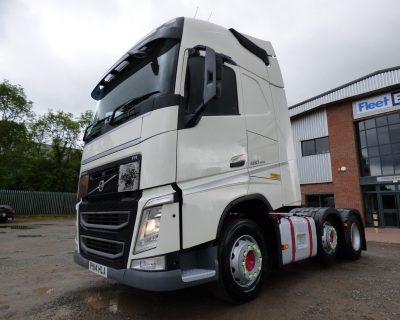 Volvo Trucks & Used Volvo Trucks for sale UK   Walker ...