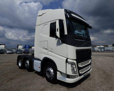 Volvo Trucks & Used Volvo Trucks for sale UK | Walker Movements