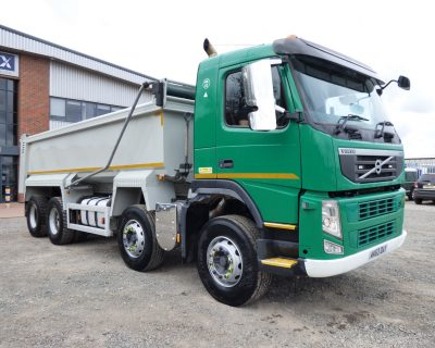 Volvo Trucks & Used Volvo Trucks for sale UK | Walker Movements